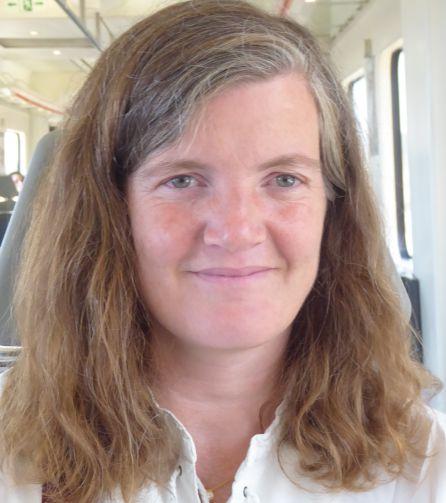 La bióloga y escritora Katia Hueso