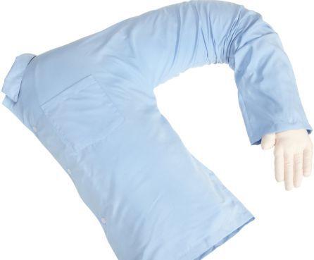 Esta almohada te acompañará durante tus siestas.