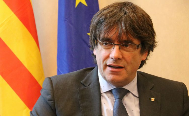 El expresident Carles Puigdemont liderará la candidatura de Junts per Catalunya