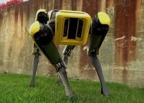 'Spotmini': así es el adorable perro robot presentado por Boston Dynamics