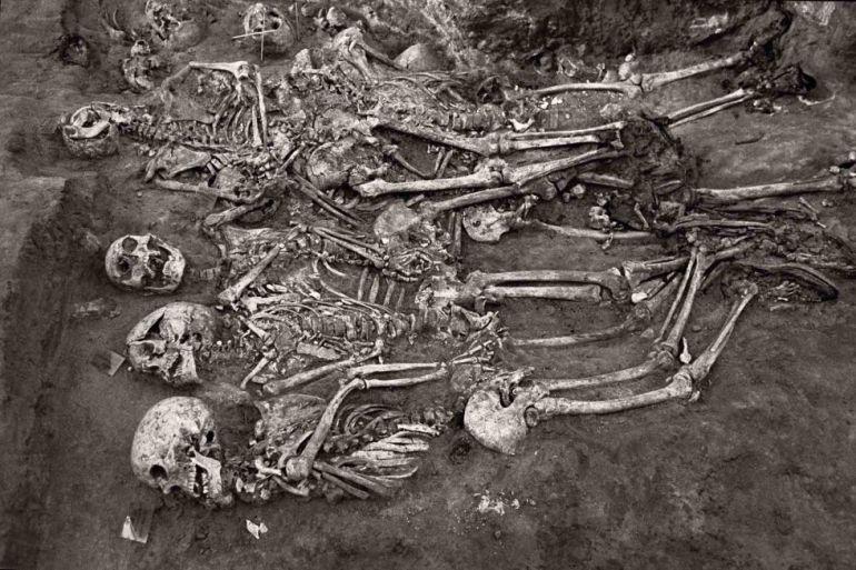 Restos humanos con las manos atadas a la espalda en La Puebla de Cazalla (Sevilla)