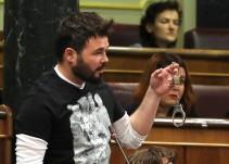 La oposición centra sus críticas en el M. Rajoy de los papeles de Bárcenas