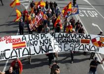 El Tribunal Constitucional suspende la entrada en la cárcel de los condenados por el asalto a Blanquerna