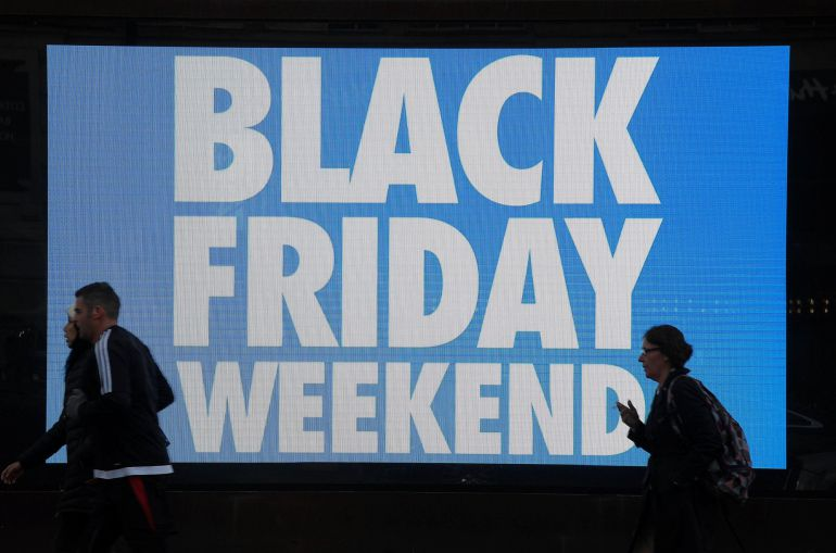 Ofertas Black Friday: El Black Friday certifica la ruptura del ciclo habitual de rebajas