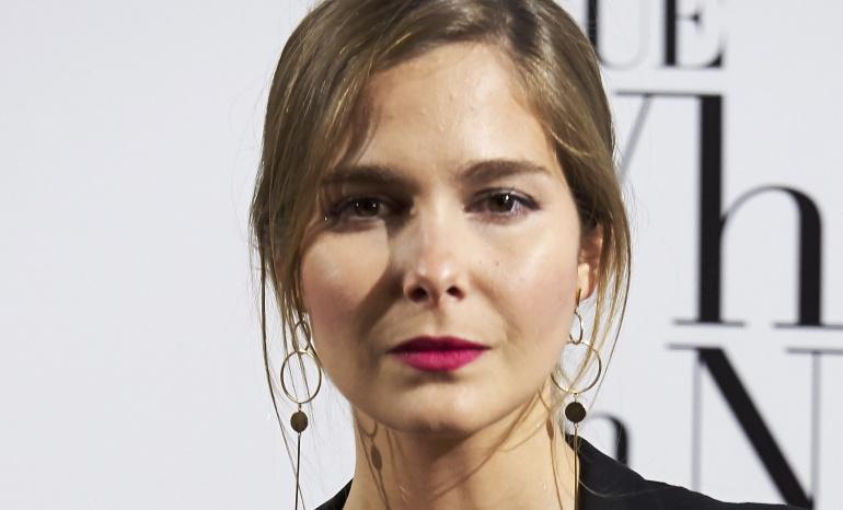 La actriz Natalia Sánchez