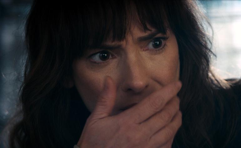 Winona Ryder en la segunda temporada de 'Stranger Things'