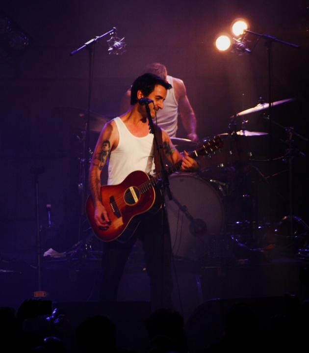 David Ruiz, cantante de La M.O.D.A.