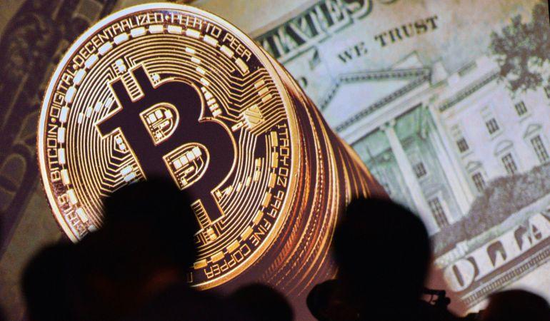 La cotización del bitcoin se dispara.