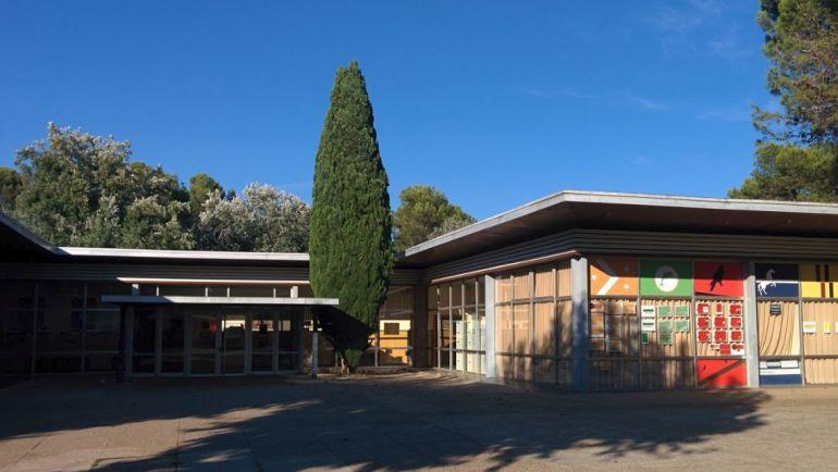 Imagen de la escuela concertada Viaró a través de Street View