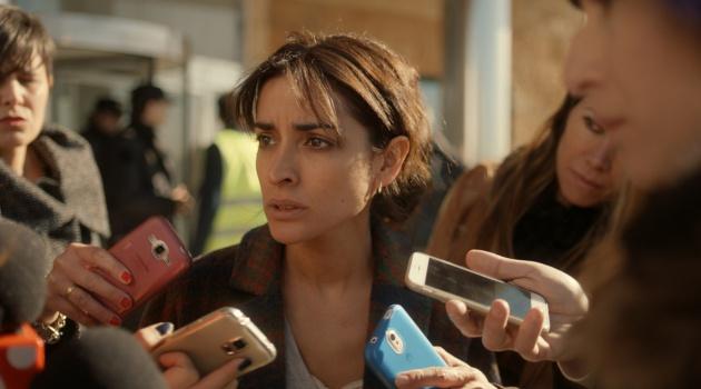 Inma Cuesta interpreta a Lucía en 'El accidente'