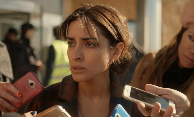 Inma Cuesta, protagonista de 'El accidente'