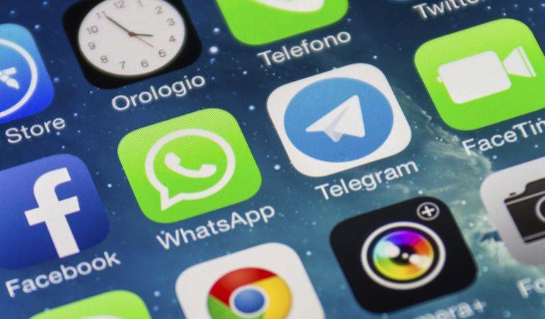 WhatsApp pierde su liderazgo.
