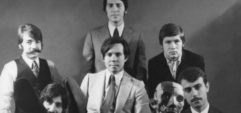 El grupo Los Pekenikes en una foto de archivo.