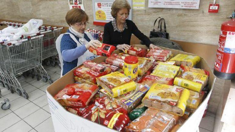 Arranca la campaña de recogida del Banco de Alimentos: Arranca la campaña de recogida del Banco de Alimentos