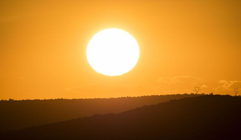 El Sol, tal y como lo vemos desde la Tierra.
