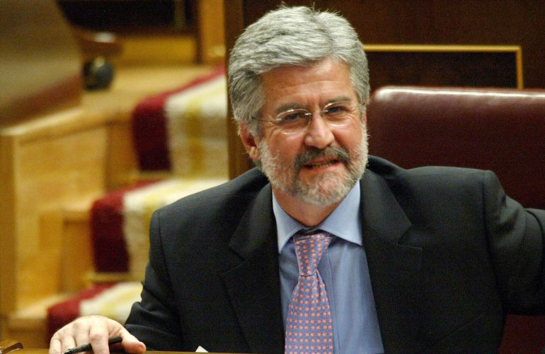 La política despide a Manuel Marín