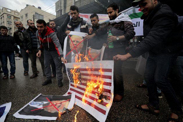 Decepción, rabia y miedo entre los palestinos. La crónica de Beatriz Lecumberri desde Jerusalén