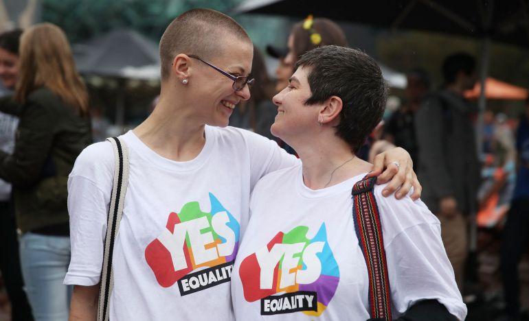 El matrimonio entre personas del mismo sexo ya es legal en Australia.