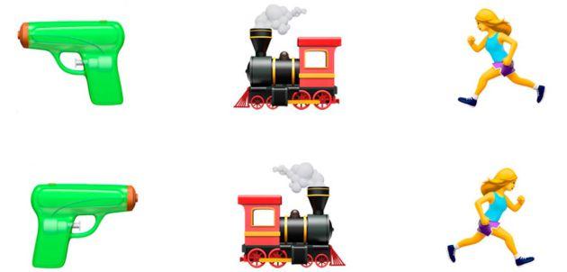 Unicode estudia la posibilidad de girar los emojis.
