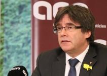 Puigdemont dice que a lo mejor vale la pena ser investido antes de ser detenido
