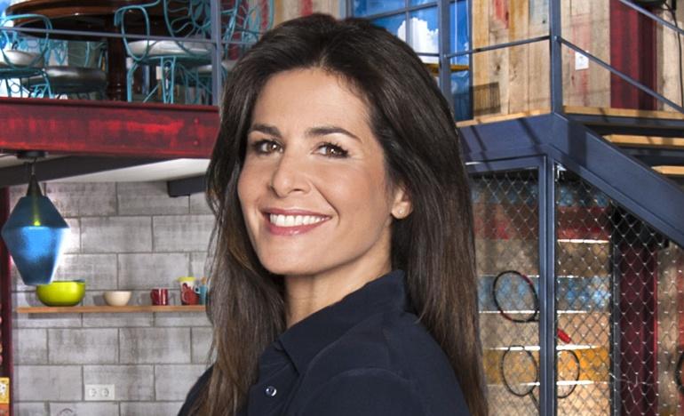 Nuria Roca en 'Singles XD', el nuevo programa de Cuatro