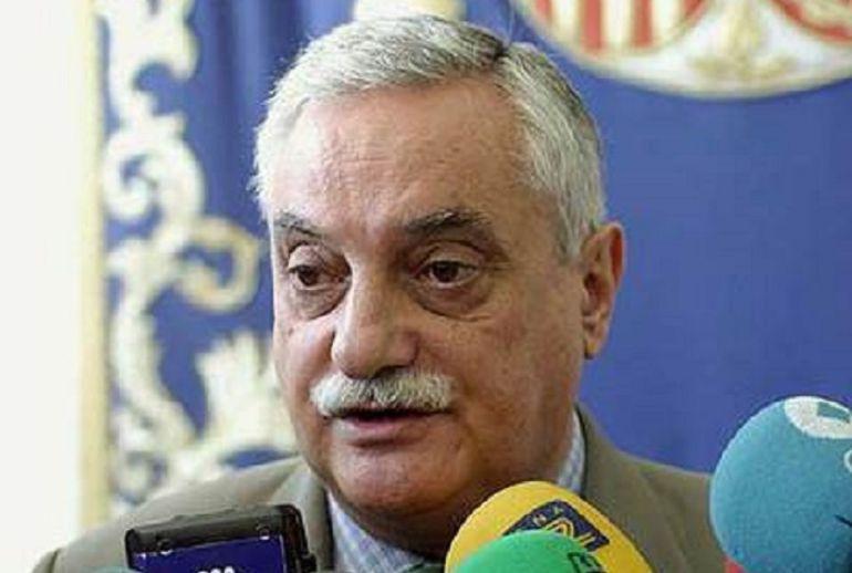 El exdelegado del Gobierno en Ceuta, Luis Vicente Moro.
