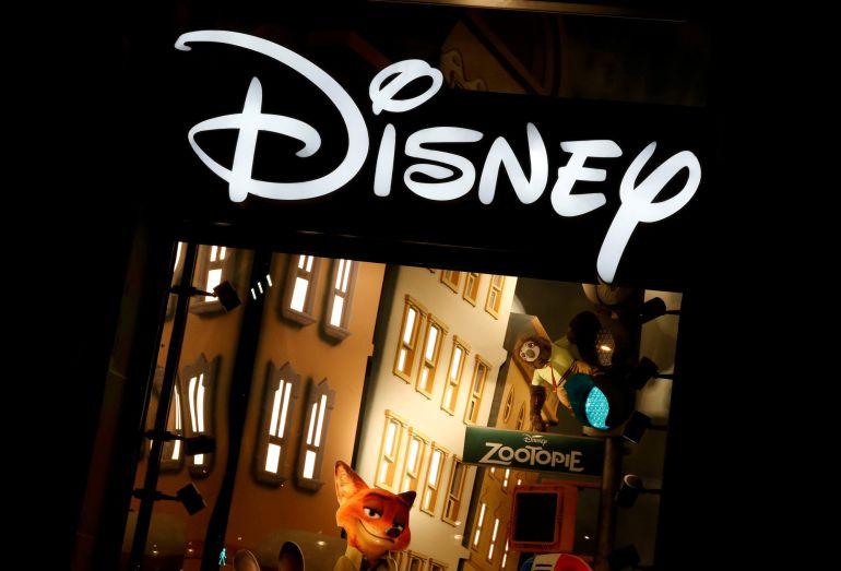 El logo de Disney, la compañía que se hace con la parte audiovisual de la Fox