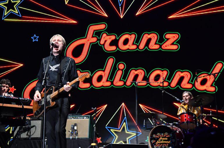 Resultado de imagen de franz ferdinand 2018
