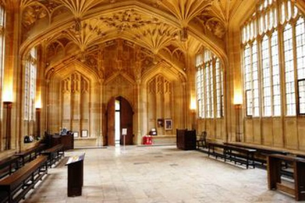Harry Potter, Oxford, Reino Unido