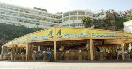 Banana's Beach Club, Torremolinos