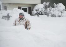 Trump frivoliza deseando que el cambio climático evite el frío del invierno