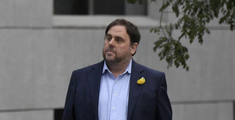 El abogado de Junqueras pedirá el traslado a una carcel catalana para ir a los plenos si le deniegan la libertad