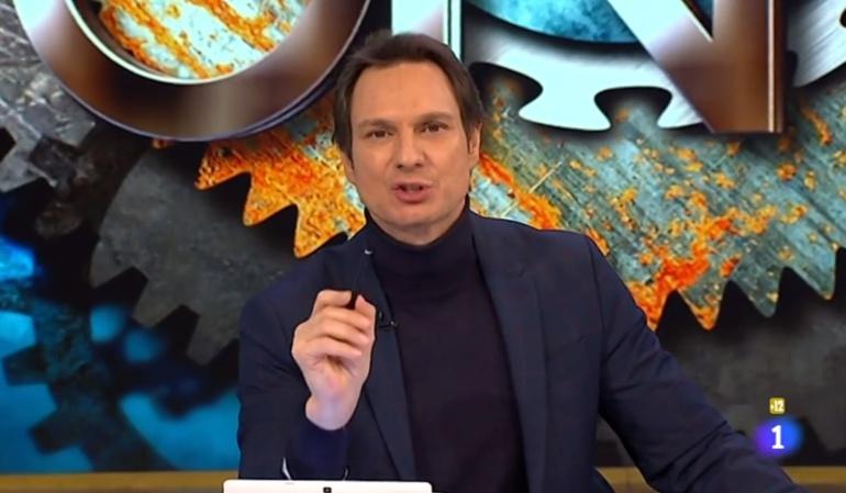 Javier Cárdenas, presentador de 'Hora punta'