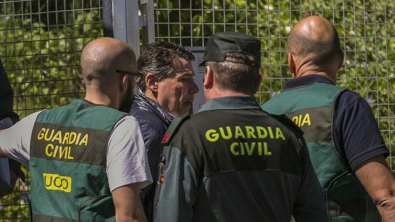 """El Supremo decidirá quién investiga la identidad de la """"magistrada amiga"""" que chivó el caso Lezo"""