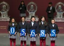 El 5.685, primer premio en el sorteo extraordinario de lotería de 'El Niño'
