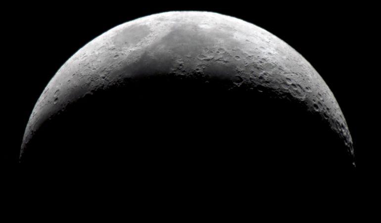 La nueva misión China se adentra en la cara oculta de la Luna.