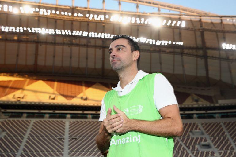 """Xavi: """"En el fútbol top hay más simeones que guardiolas"""""""
