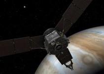 Las asombrosas imágenes que muestran la atmósfera turbulenta de Júpiter