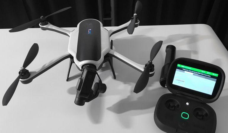El dron Karma, uno de los factores que ha provocado la caída de GoPro.