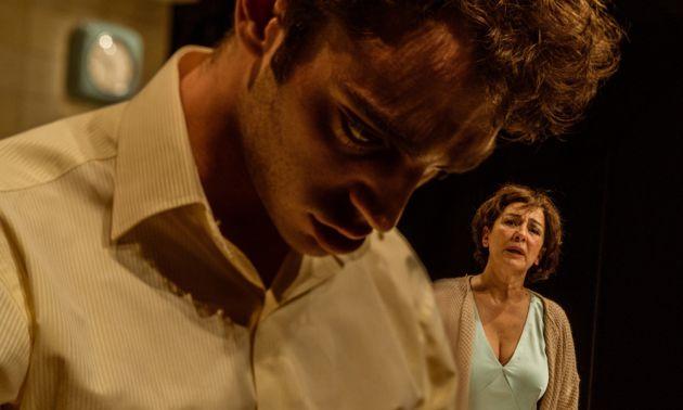 Imagen de la obra 'He nacido para verte sonreir'