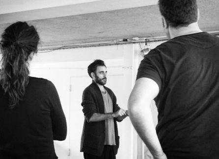 Pablo Messiez repone dos de sus obras en Madrid y prepara un estreno en el Lliure, en Buenos Aires y sueña con 'La verbena de la paloma': Pablo Messiez y eso de estar juntos