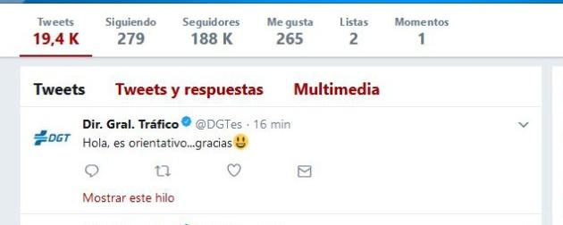 El kit de emergencia de la DGT que desata las bromas en Twitter