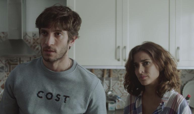 Quim Gutiérrez e Inma Cuesta, protagonistas de 'El accidente'