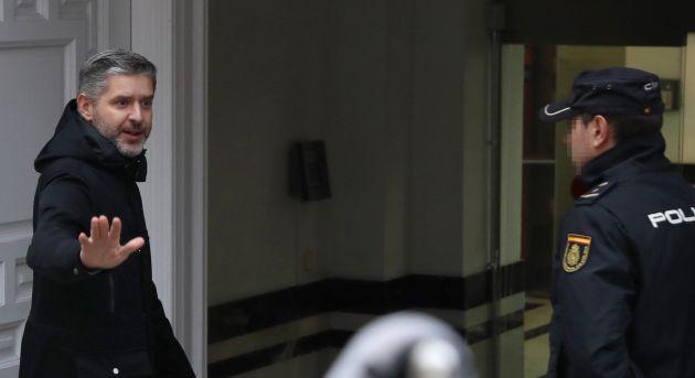Van den Eynde, abogado de Junqueras, en el Tribunal Supremo