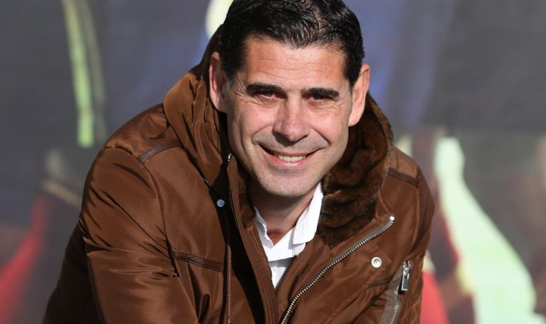 Fernando Hierro.