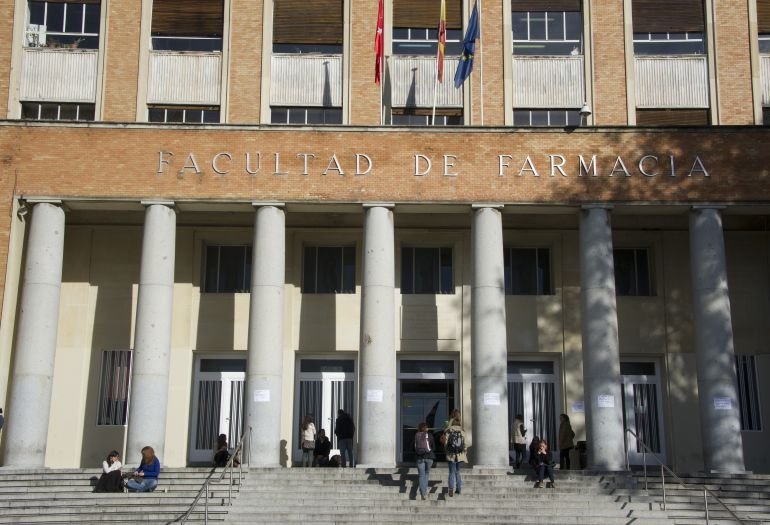 Facultad de Farmacia de la Universidad Complutense de Madrid.