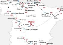As adelanta el recorrido de la Vuelta a España 2018