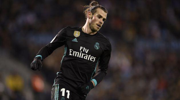 Gareth Bale, durante el encuentro de Vigo del pasado domingo