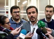 Alberto Garzón plantea a Podemos un acuerdo marco de confluencia en todo el país y no a la carta en cada ayuntamiento