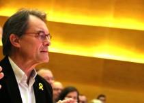 La petición de Mas en su adiós como presidente del PDeCAT